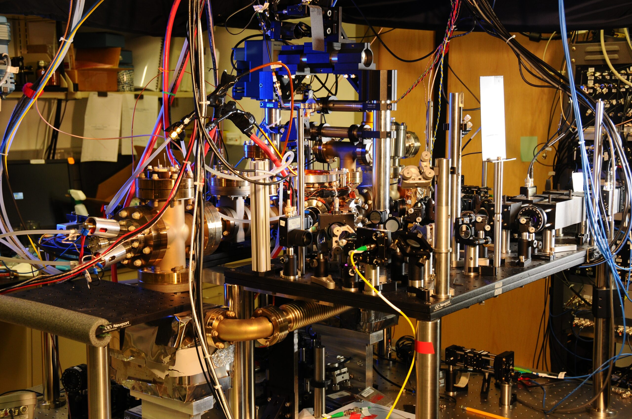 The World's Most Precise Clocks: 100 Times More Precise Than Cesium Atomic Clocks