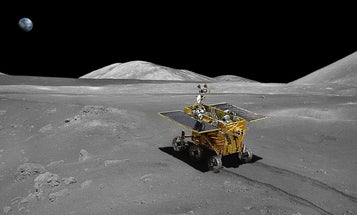 First Chinese Rover On Its Way To The Moon