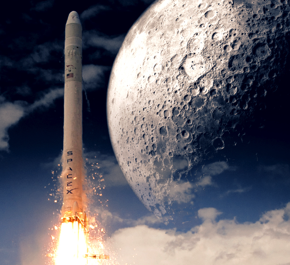 Private Company Wants To Put a Robot on the Moon Next Year