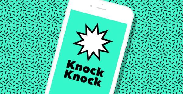Knock Knock logo