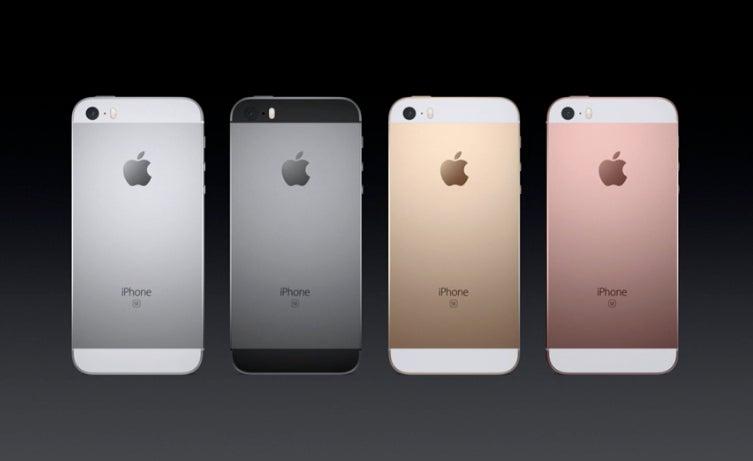 The new Apple SE.