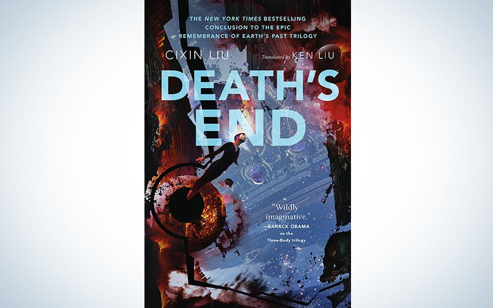 Death's End (Remembrance of Earth's Past) By Cixin Liu and Ken Liu