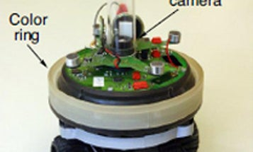Evolving Robots Learn To Lie To Each Other