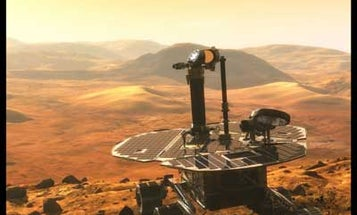 NASA Loves Mars Phoenix Lander More Than Spirit, Opportunity Rovers