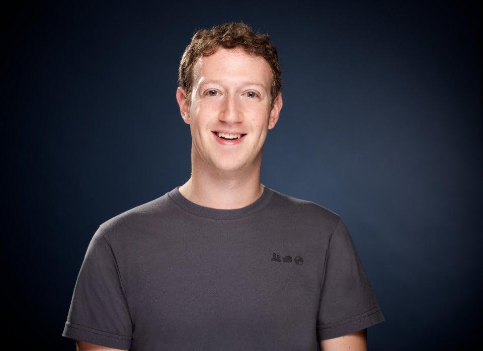 Mark Zuckerberg Wants Girls To Be Their School's Nerd, Not Date One