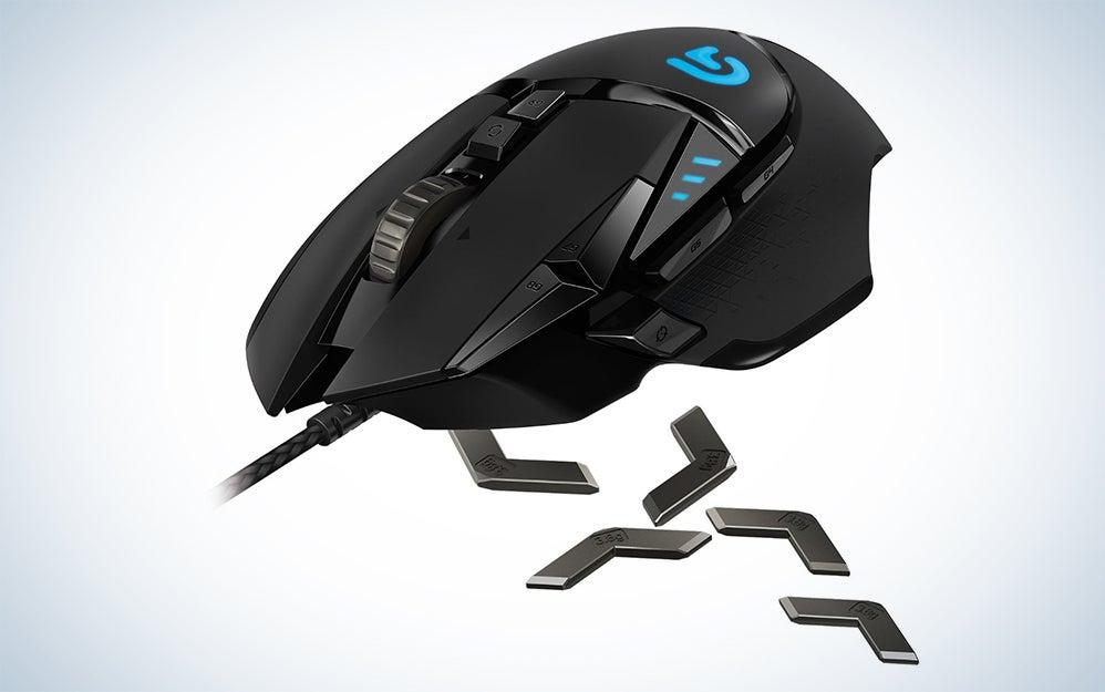 Logitech Proteus Spectrum gaming mouse