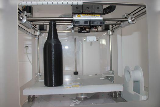 3D Printed Bottle