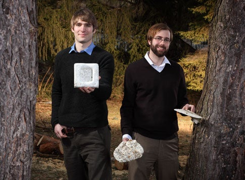 Invention Awards: Eco-Friendly Insulation Made From Mushrooms