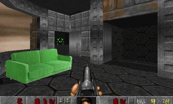 Using 'Doom' To Design A Room