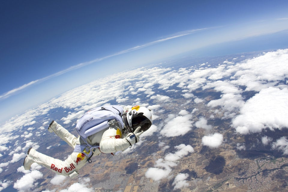 Attempt at the World's Highest Skydive, from 120,000 Feet, is Rescheduled for August