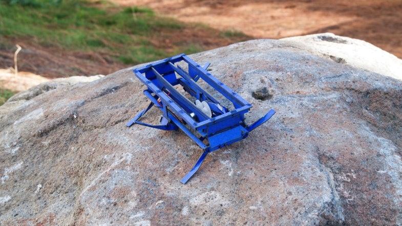 Crowdfund A $65 Robot That Runs Like A Maniac Cockroach