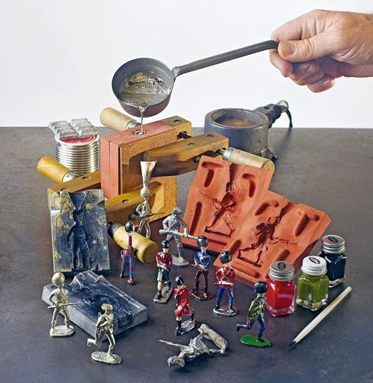 Gray Matter: Recasting The Highly Hazardous Toys of the Past