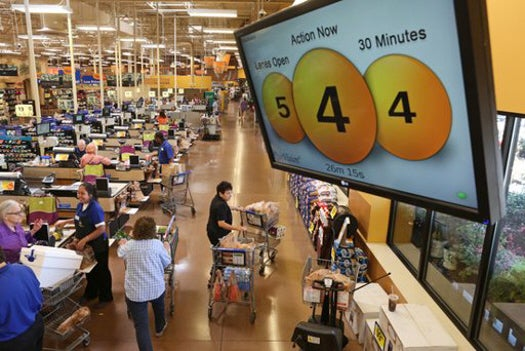 Why Your Grocery Store Is Installing Military Cameras