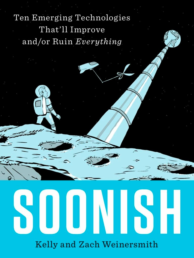 soonish book cover