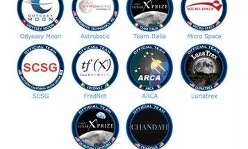 Lunar X Prize Competitors Announced