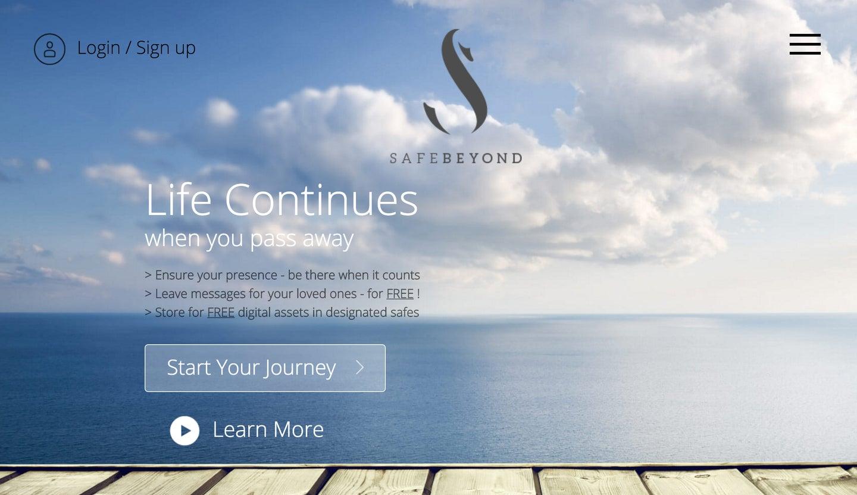 Safe Beyond screenshot