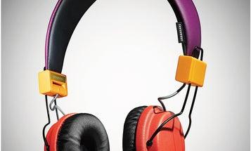 Ultra-Green Headphones Contain 60 Percent Repurposed Material