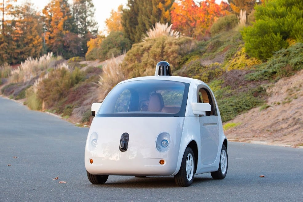 Google's Self-Driving Car Prototypes Are Coming To Public Roads In Austin