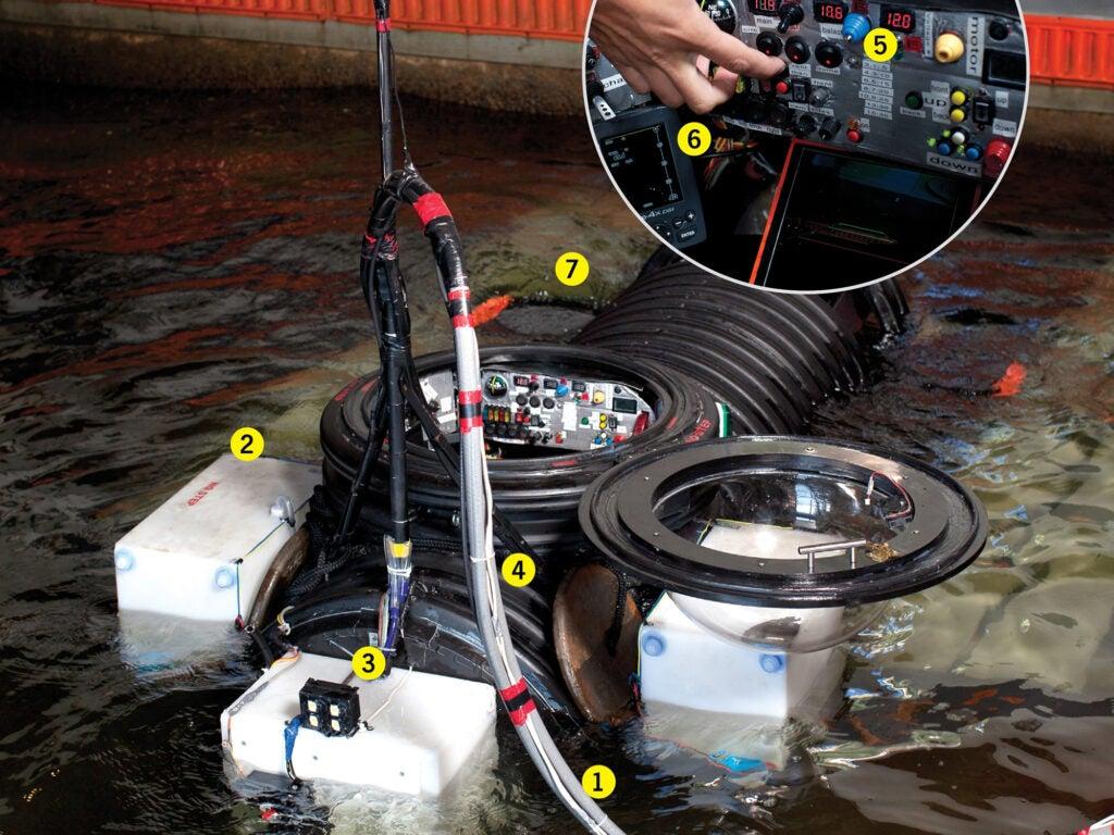 How the Nautilus submarine works