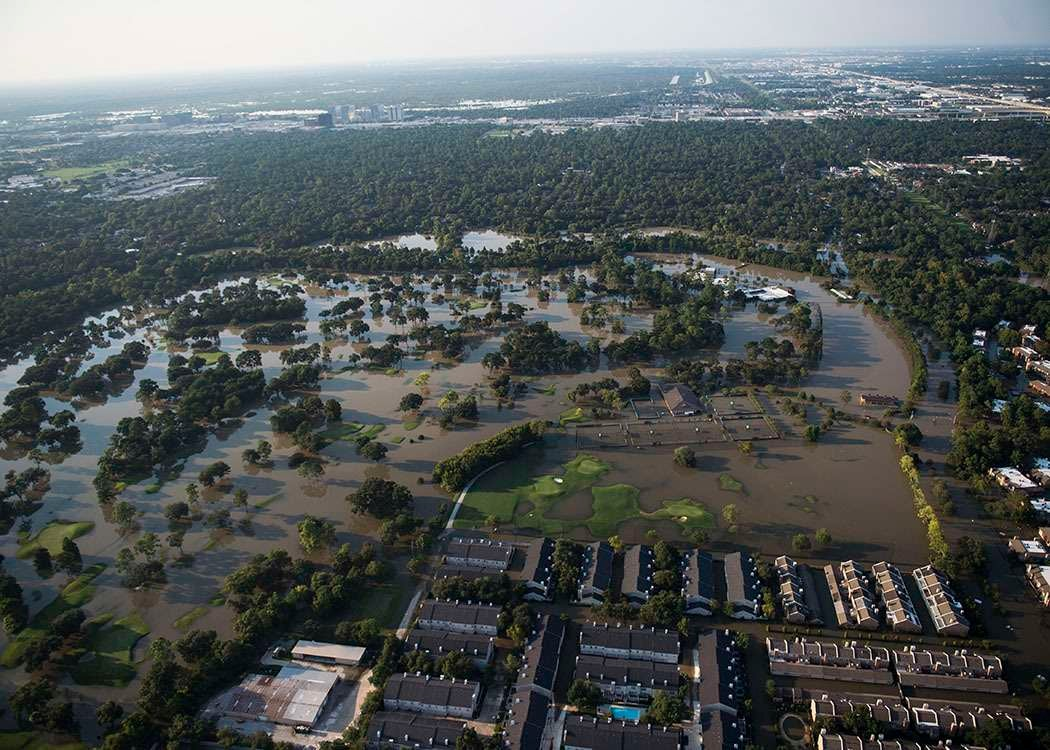 Hurricane Harvey's record-setting floodwaters were packed with pollution and disease