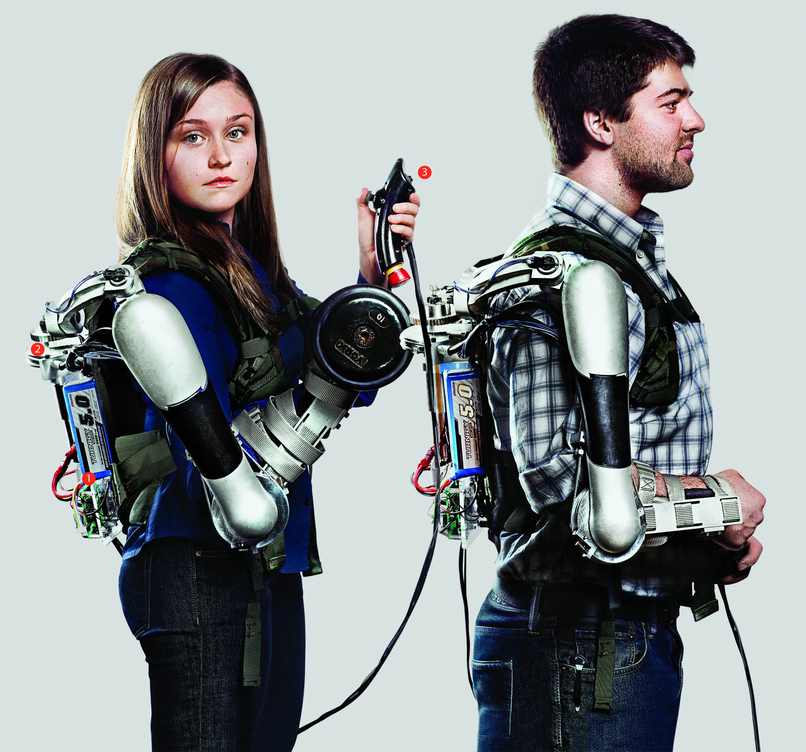 Invention Awards 2014: A Powerful, Portable, And Affordable Robotic Exoskeleton