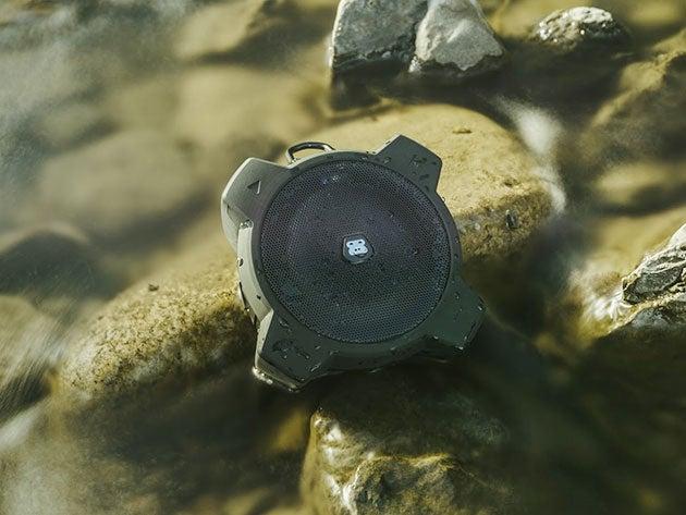 G-DROP Adventure Ready Submersible Bluetooth Speaker
