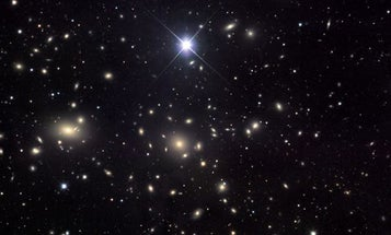 New Evidence that Mysterious Dark Force From Outside Tugs at Our Universe