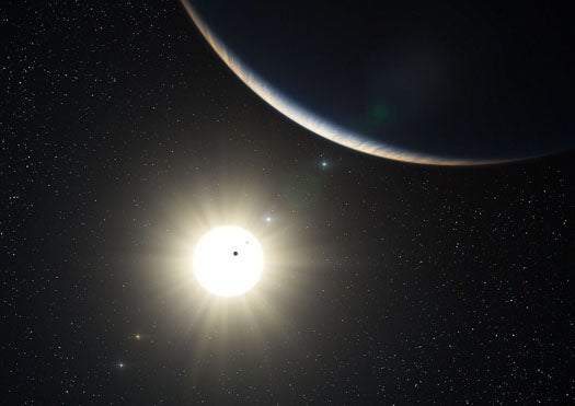 ESO Spots New Planetary Group, Could Be Largest Exoplanet System Ever Seen