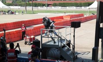 The DARPA Robotics Challenge Was A Bust