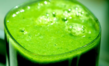 Glowing Green Juice Could Change How We Examine Intestines