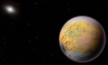 There's a goblin lurking on the outskirts of our solar system