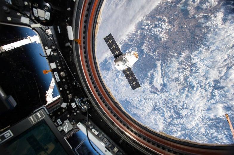 Dragon's Back: SpaceX Confirms Successful Splashdown
