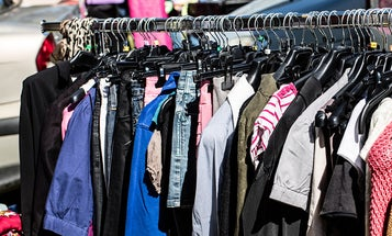 Even the clothes you donate probably end up in a landfill