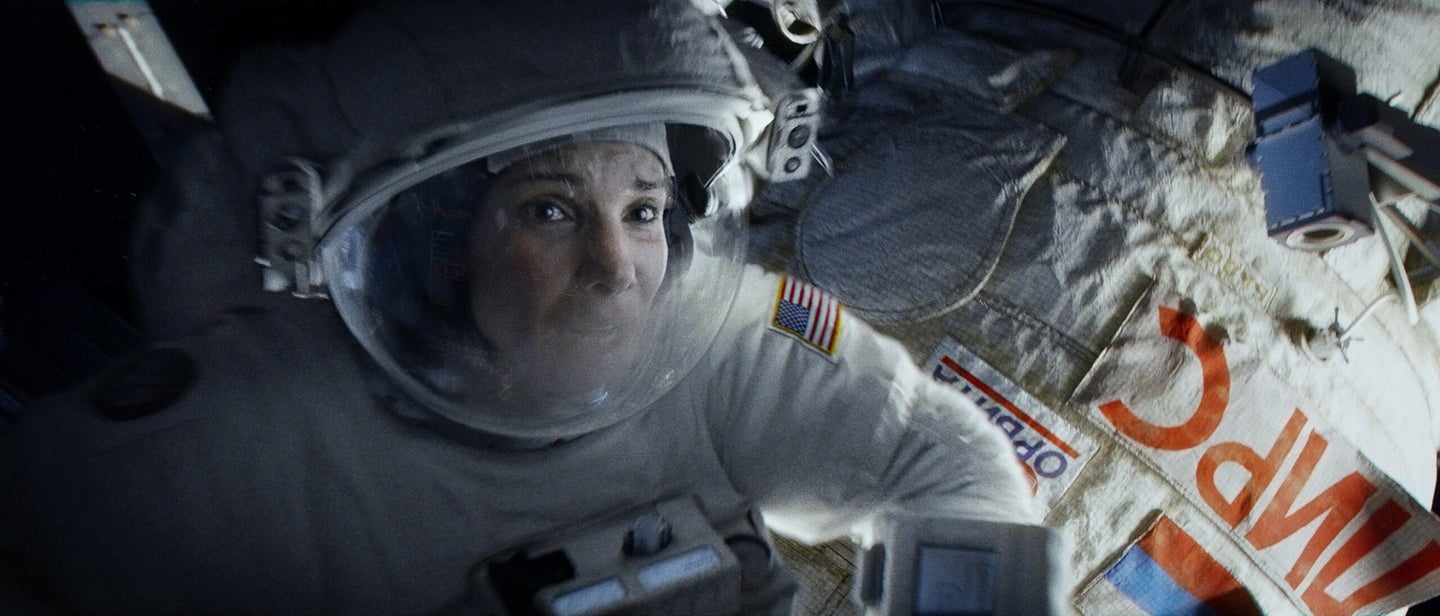 Neil DeGrasse Tyson's Awesome Twitter Rant About Science Errors In 'Gravity'