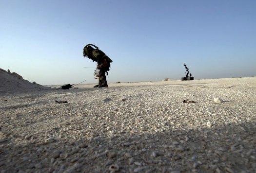 How a Decade of IEDs Has Reshaped Bomb Disposal Tech