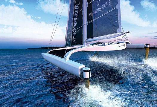 Concepts & Prototypes: A Flying Boat
