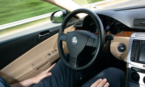 Volkswagen Debuts Self-Driving 'Temporary Autopilot' For New Cars