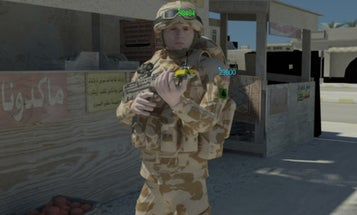 'Solar Soldier' Project Creating Power-Harvesting Uniforms for British Infantry