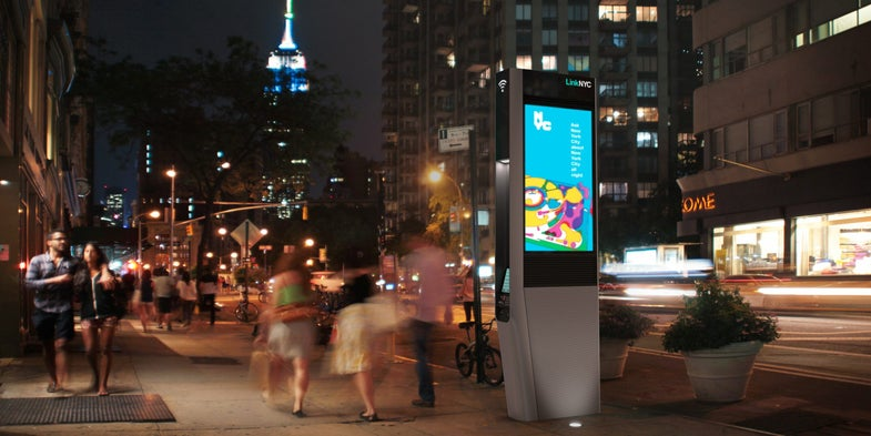 This Is What It's Like To Use NYC's New Free Public Wi-Fi