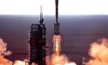 China Eyes Next-Gen Heavy-Lift Rocket Capable of 660 Tons of Thrust