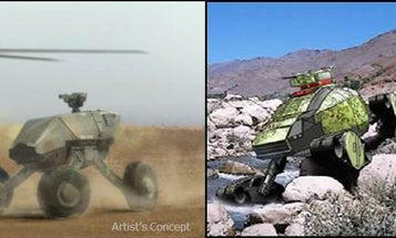 DARPA Thinks Less Armor Could Make Tanks Safer