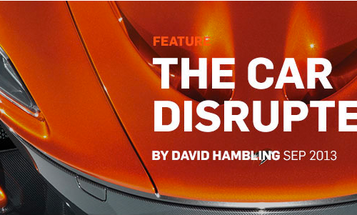 The Car Disrupted