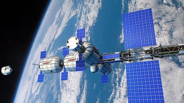 bigelow space station