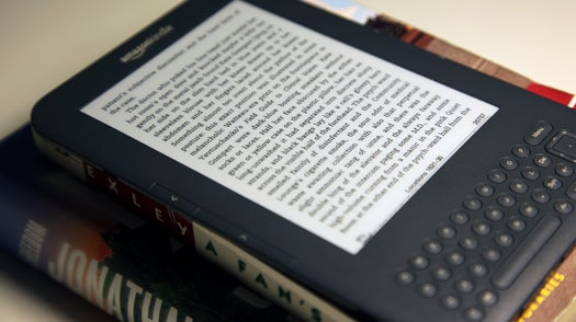 Testing the Best: The Kindle's E Ink Pearl Display