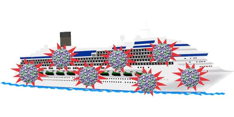 The Curse of the Cruise Ship Cannonade