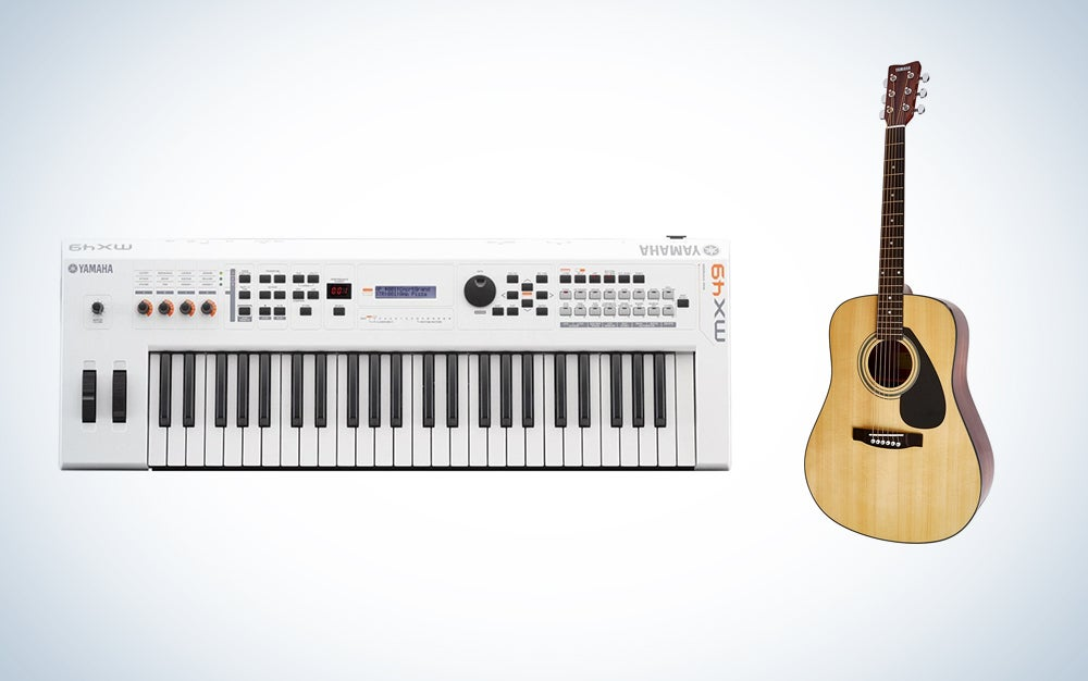 Yamaha instruments