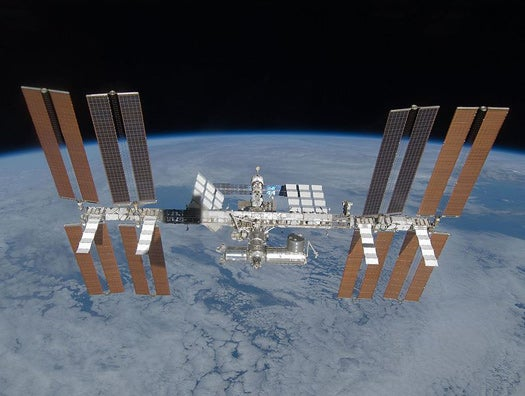 Orbiting 3-D Printers Could Print Out New Space Stations