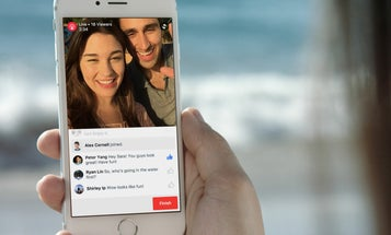 Facebook Now Lets You Broadcast Your Own Live Streaming Video