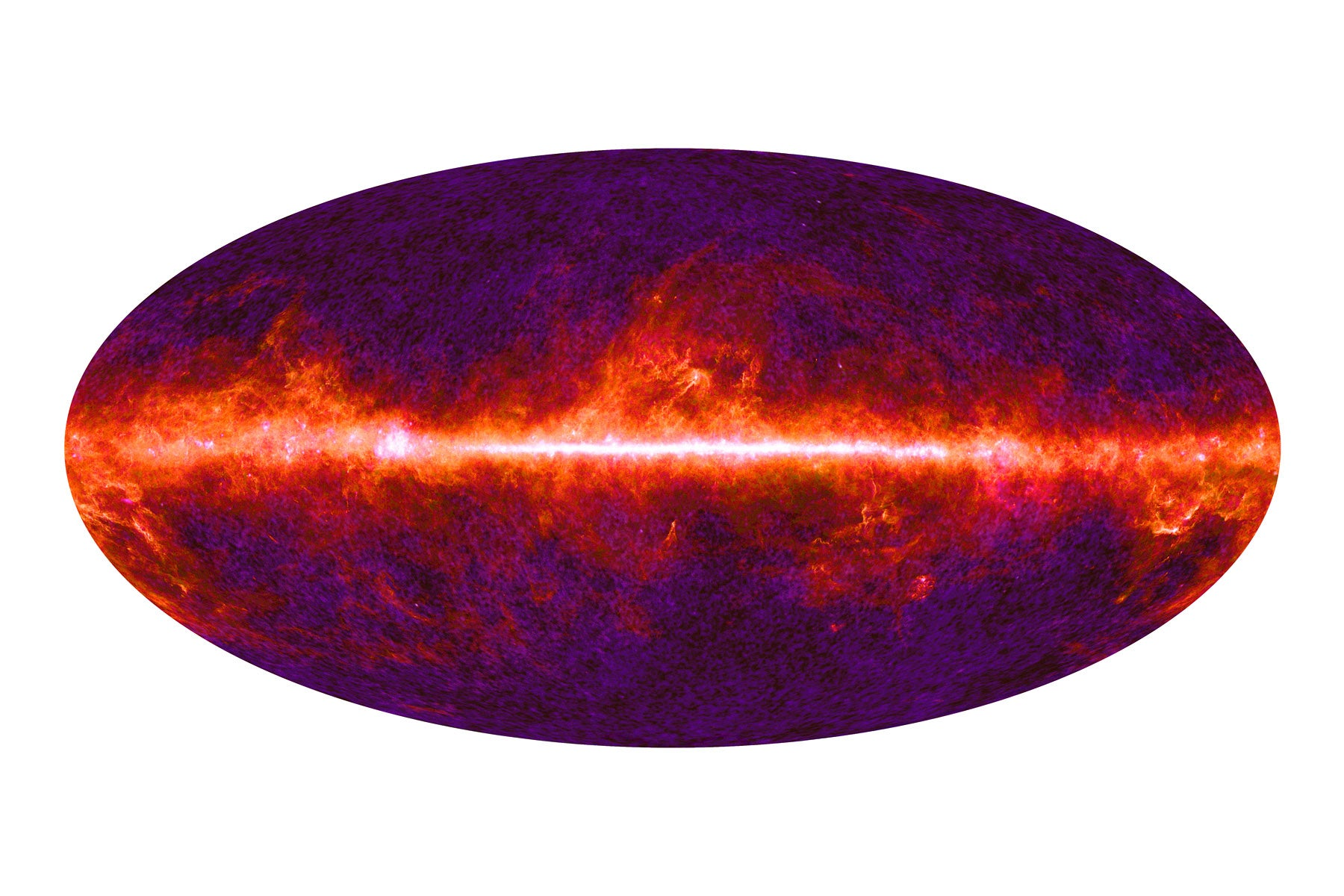 Big Pic: The Universe Reimagined As A Fiery Egg