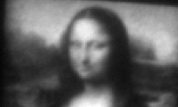 This Mona Lisa Replica Is Thinner Than A Human Hair